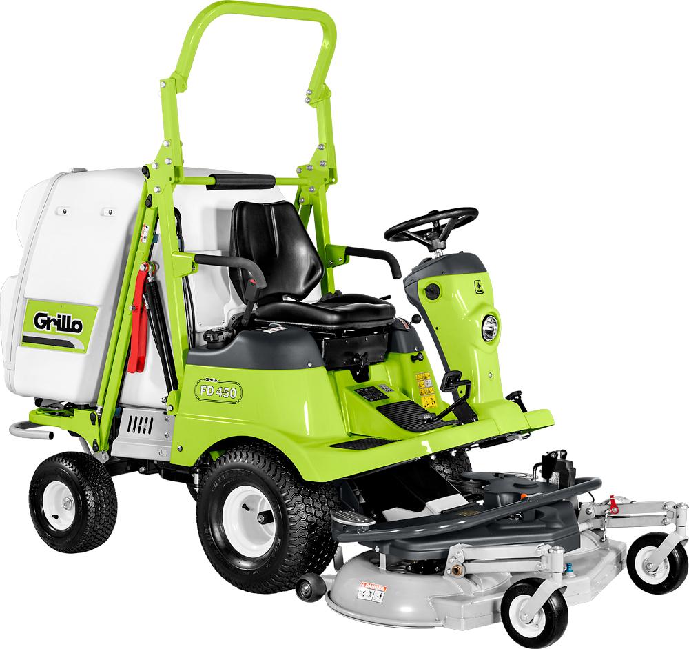 Grillo FD450 bei Land- und Gartentechnik Gstöttenmeier