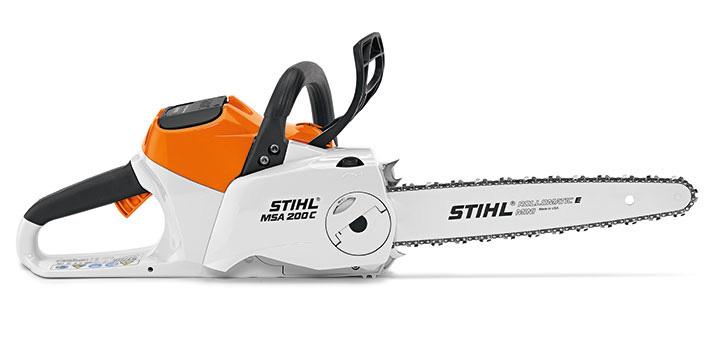 Stihl MSA 200 C-B bei Land- und Gartentechnik Gstöttenmeier